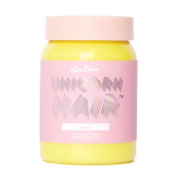 Lime Crime Tweet Unicorn Hair Dye