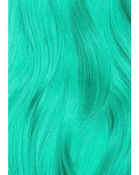 Beetle Green Semi-Permanent Hair Dye