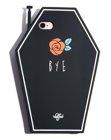 Coffin iPhone Case
