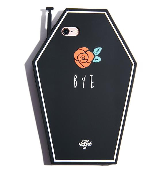 Valfré Coffin iPhone Case