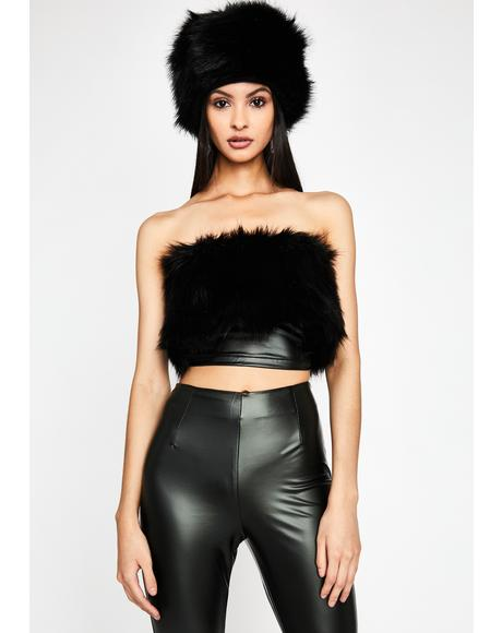 Luna Lady Luxury Faux Fur Set