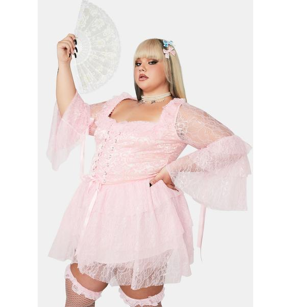 Dolls Kill Miss They'll Eat Cake Costume Set
