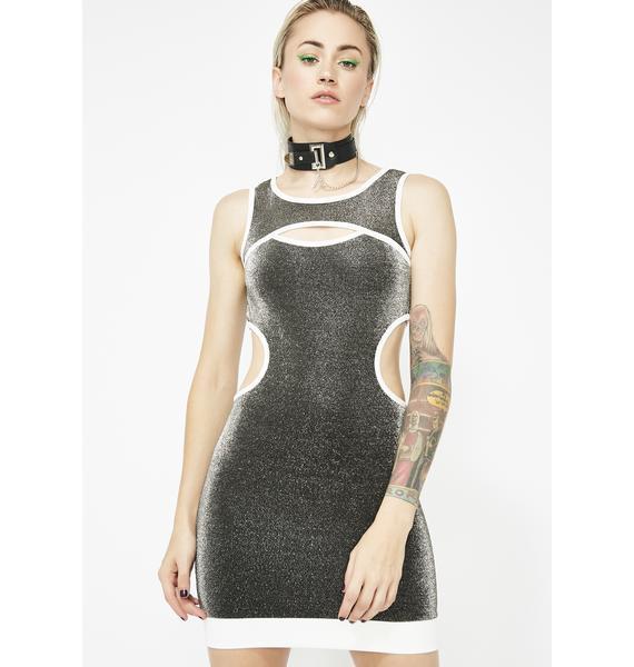 Mystic Muse Mini Dress