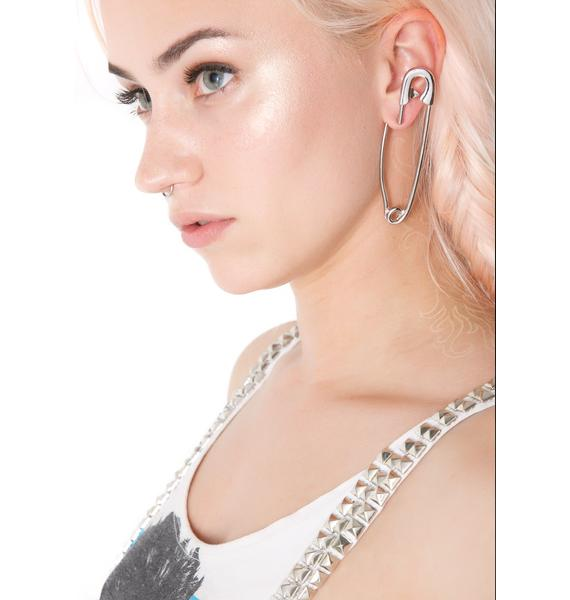 Keep It Together Ear Cuff