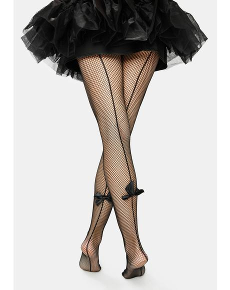 Move Like Magic Fishnet Tights