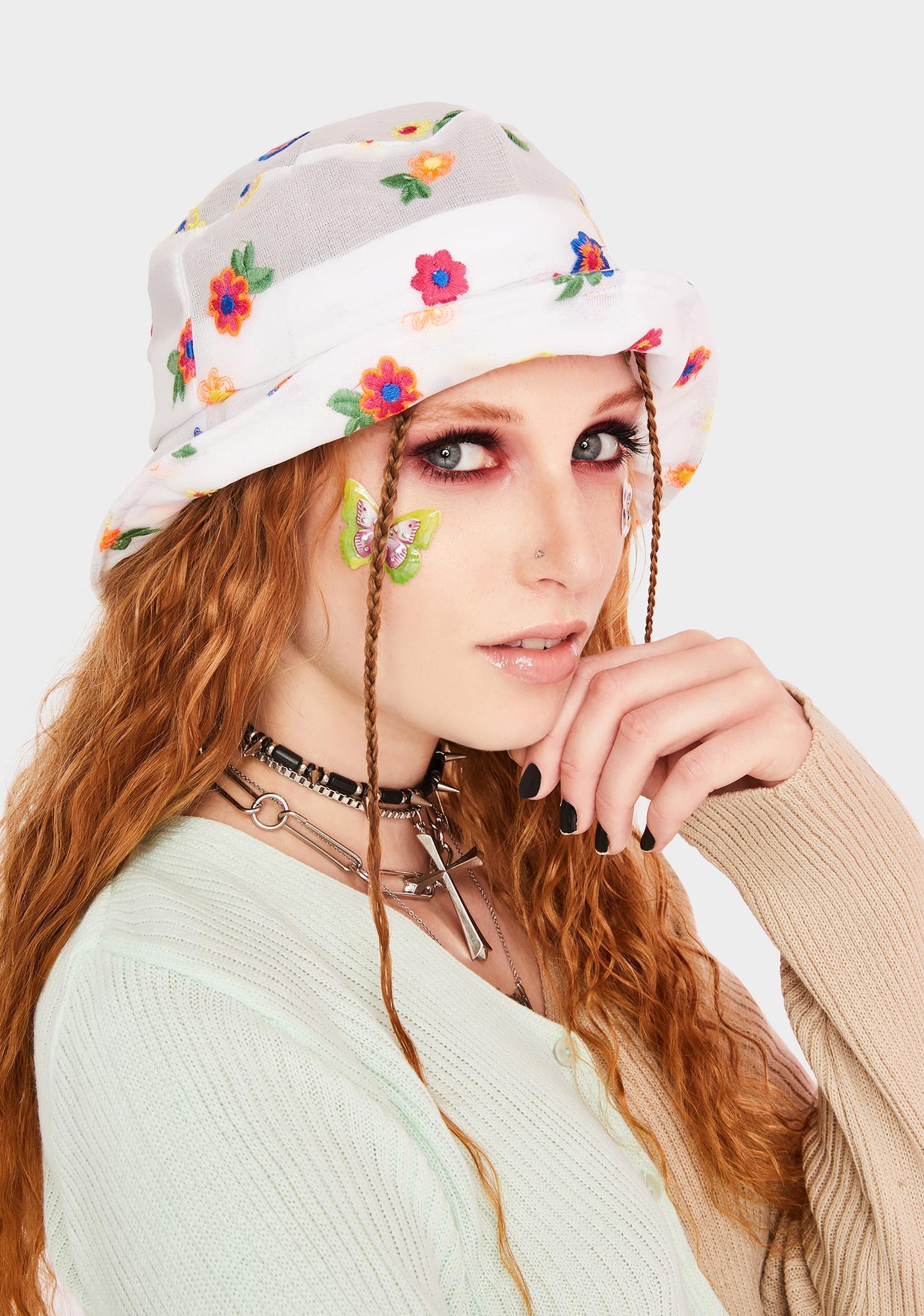 Bloom And Grow Bucket Hat