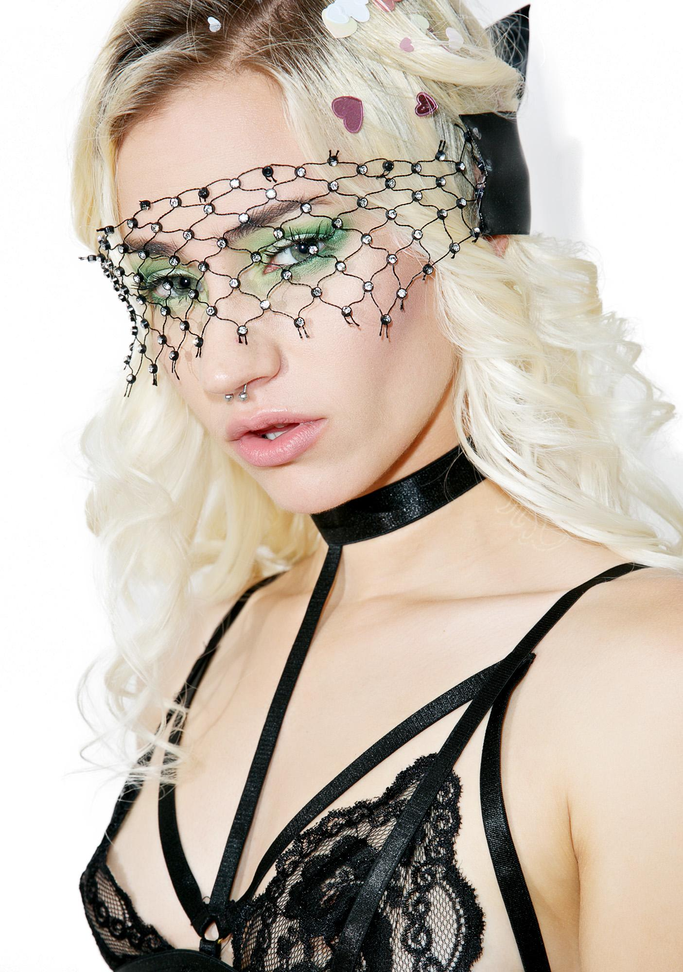 Opulent Seduction Eye Mask