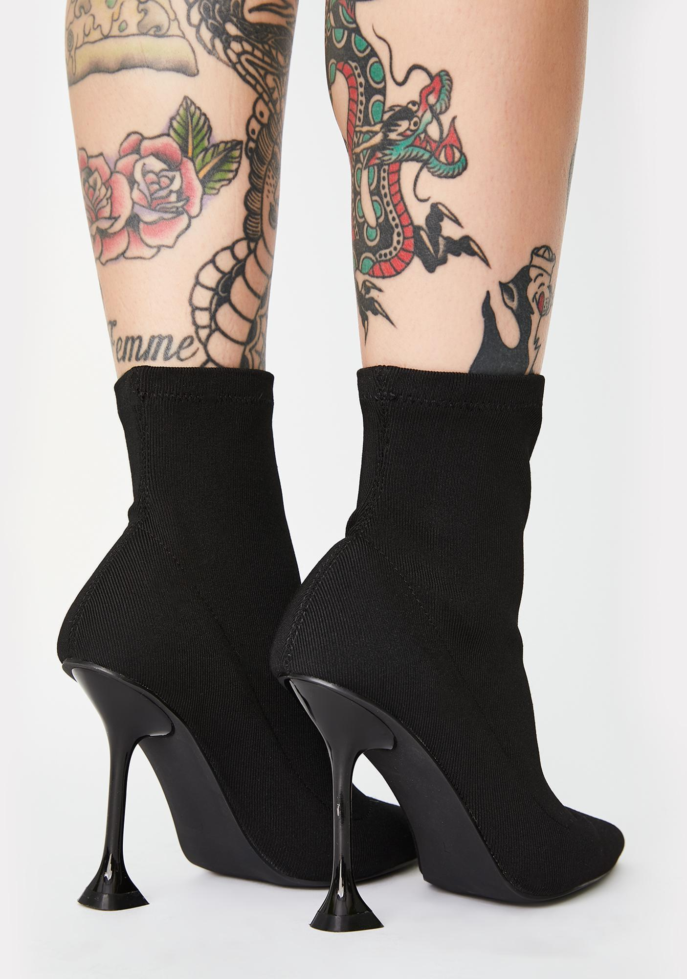 AZALEA WANG Dash Ankle Booties