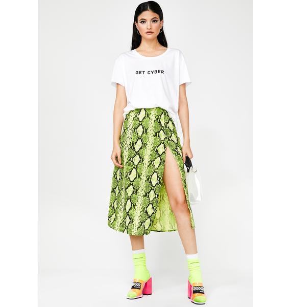 Motel Glowin' Saika Skirt