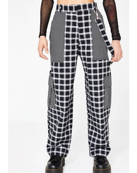 Grid Combat Trousers