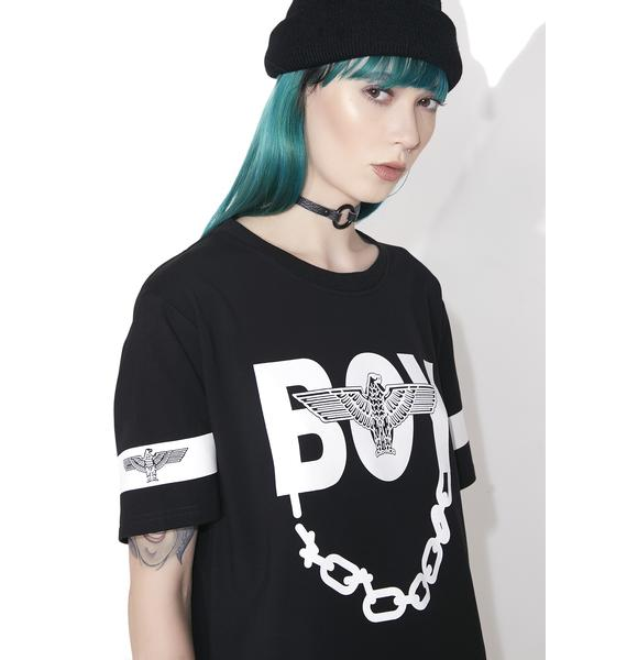 BOY London Boy Chain Tee
