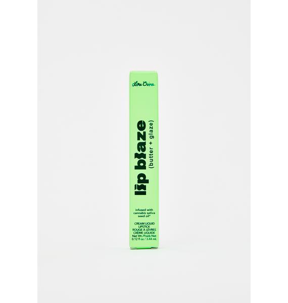 Lime Crime Olive Lip Blaze