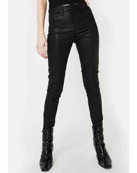 Hunter Hilary High Rise Pants