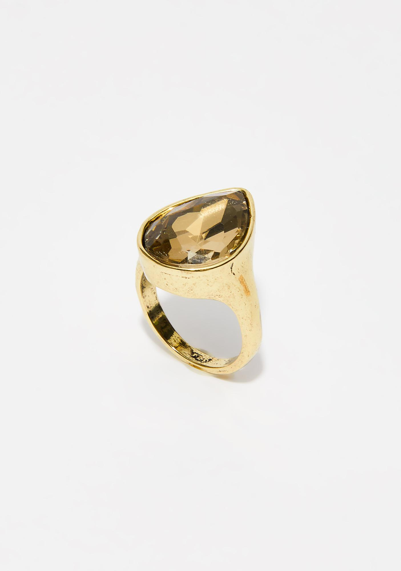 In a Spell Stone Ring