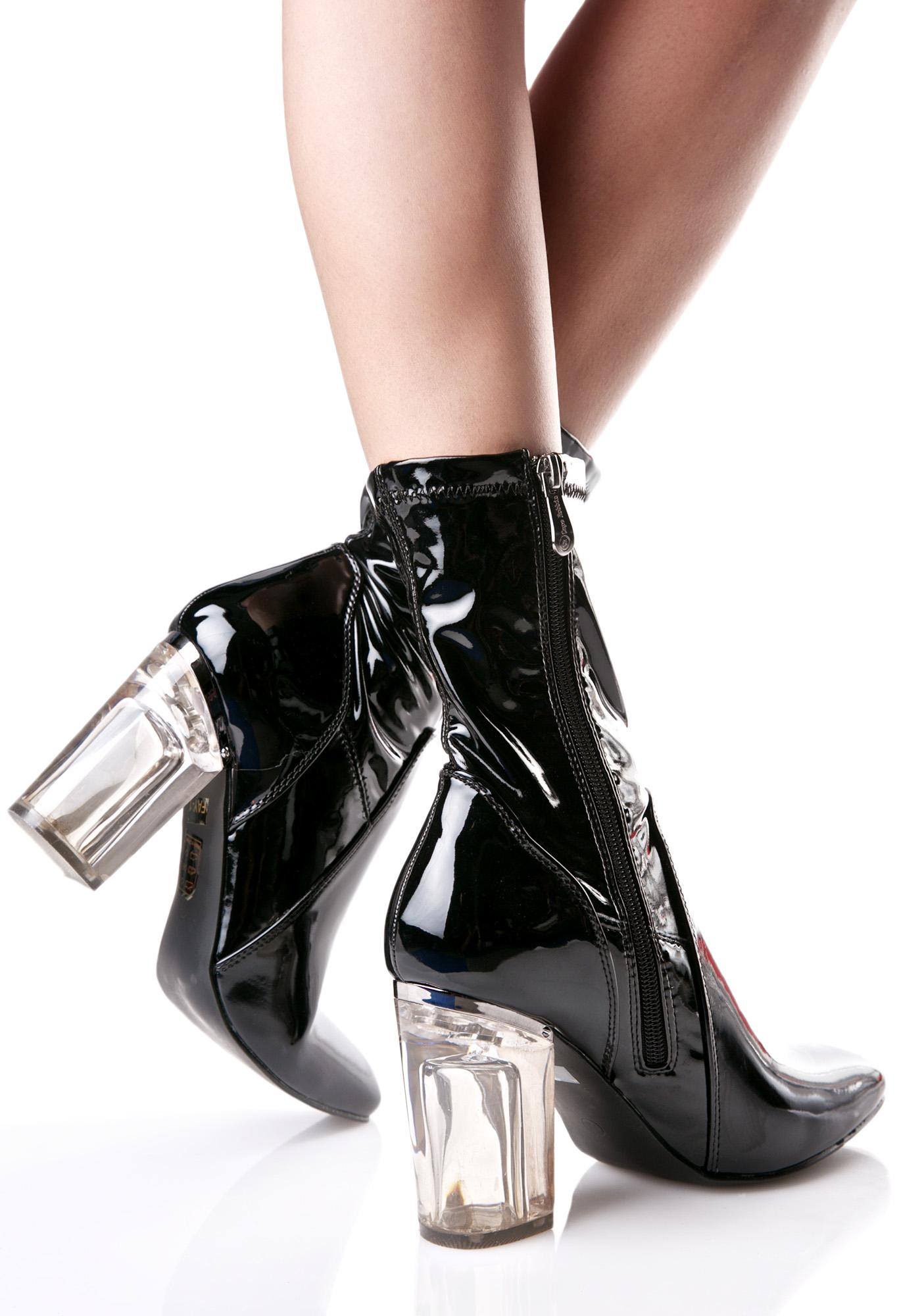 Midnight Saturn Boots