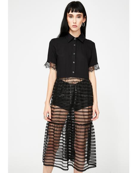 Calderon Shirt Dress