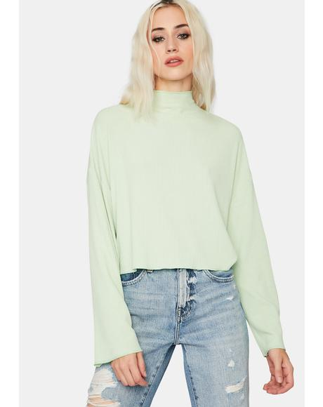 Revive Long Sleeve Turtleneck