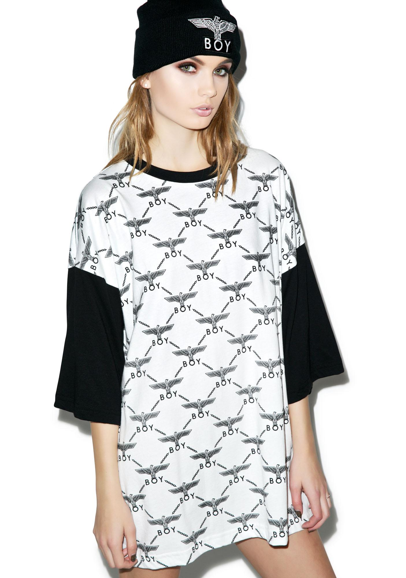 BOY London Eagle Matrix Tee