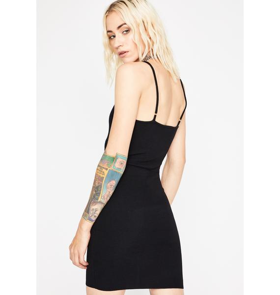 Easy Eye Candy Mini Dress