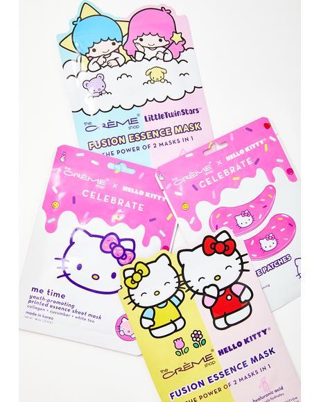 Hello Kitty Fusion Essence Mask