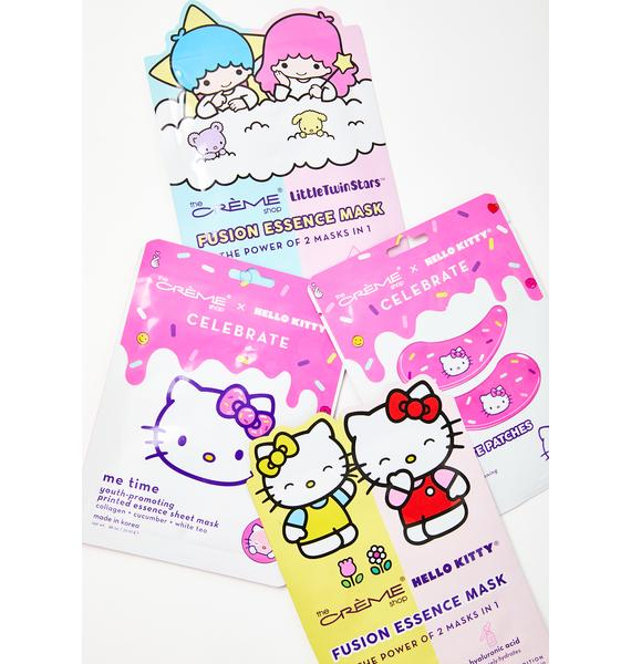 The Crème Shop Hello Kitty Fusion Essence Mask