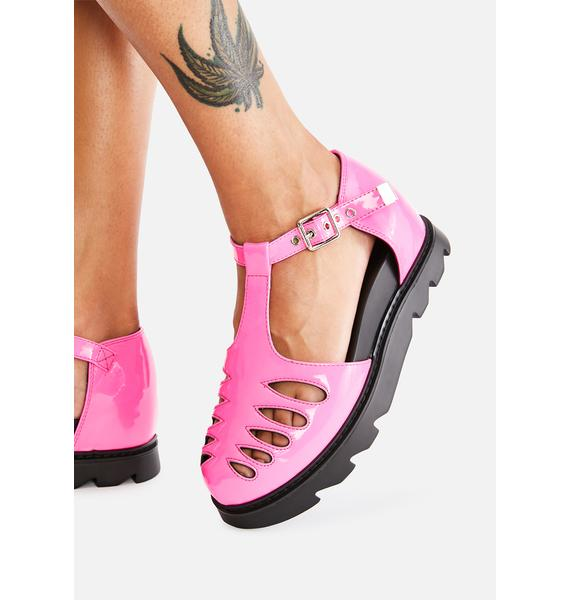 Lamoda Sugar Sweet Elite Platform Sandals