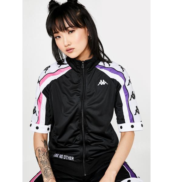 Kappa Authentic Byap Zip Jacket