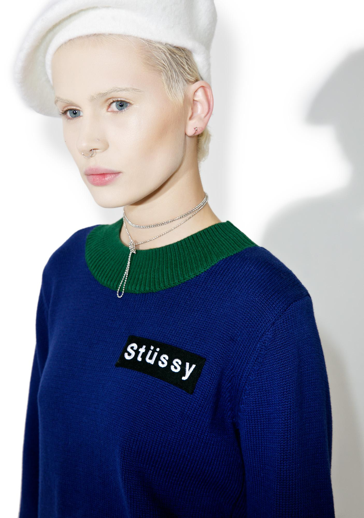 Stussy Diary Sweater