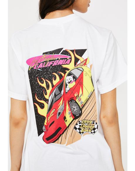 Racing Graphic Tee
