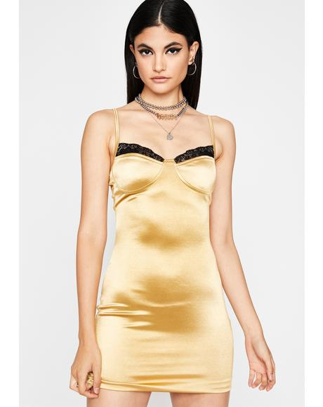 Honey Please Me Mini Dress