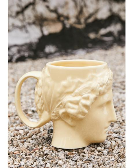 Goddess Of Happiness Coffee Mug