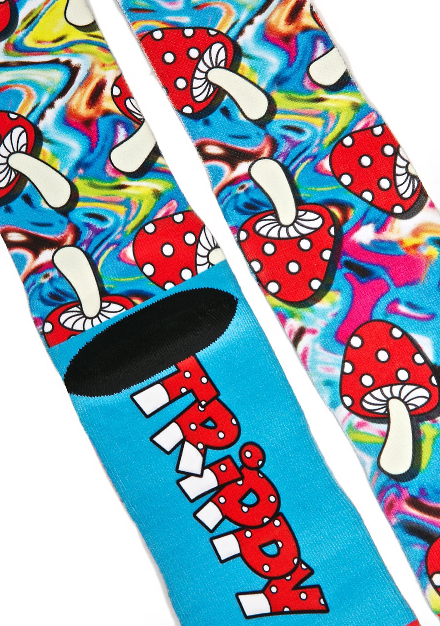 Odd Sox Shrooms Socks