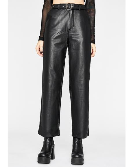 Guilty Aftershock Leather Pants