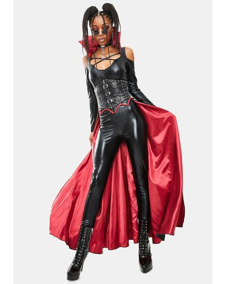 Born In Darkness Vampire Costume