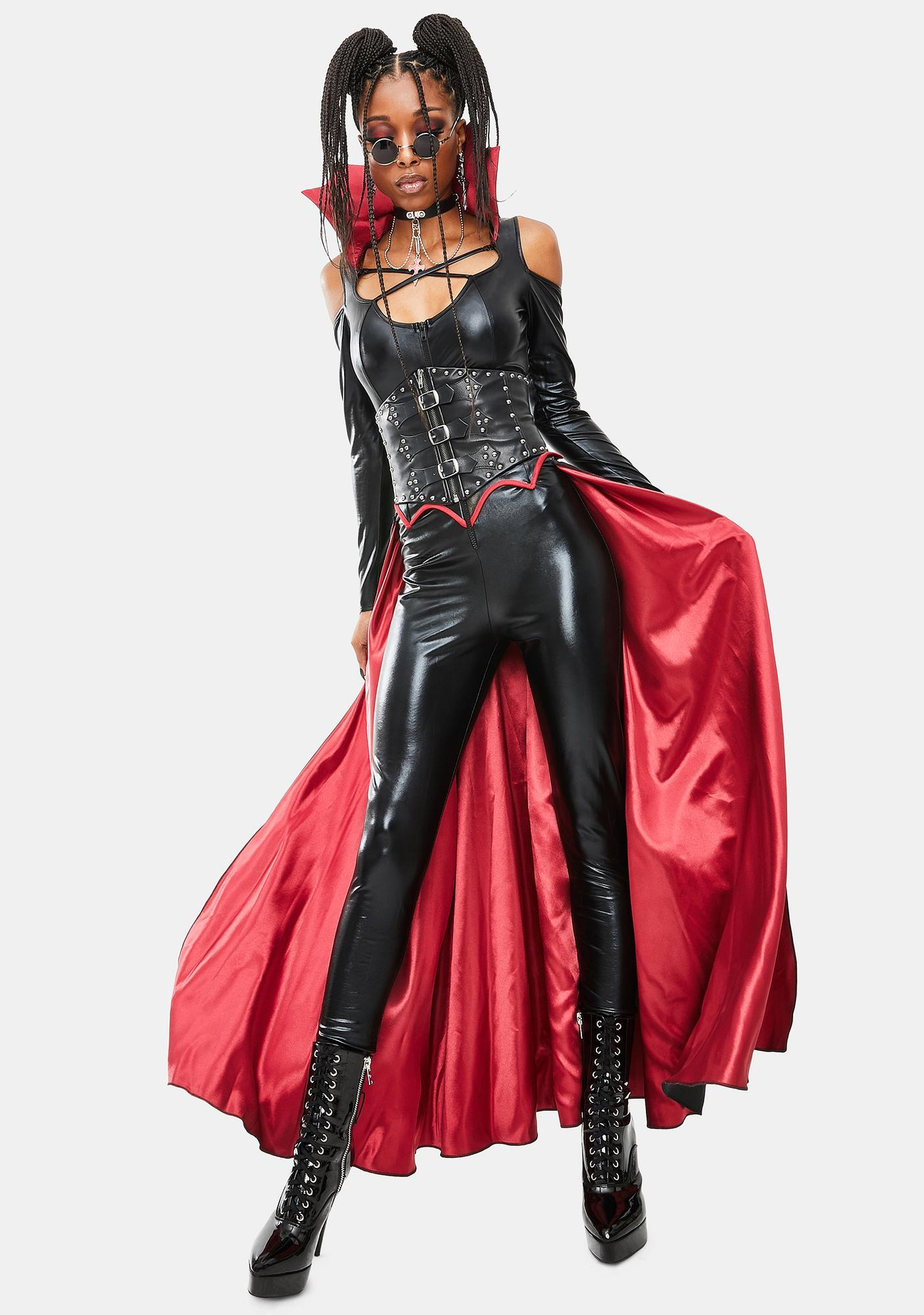Born In Darkness Vampire Costume