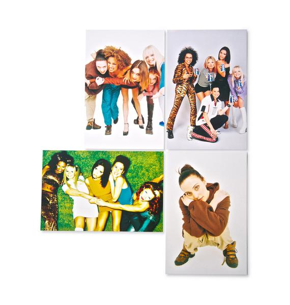 Spice Up Yer Life Trading Card Pack