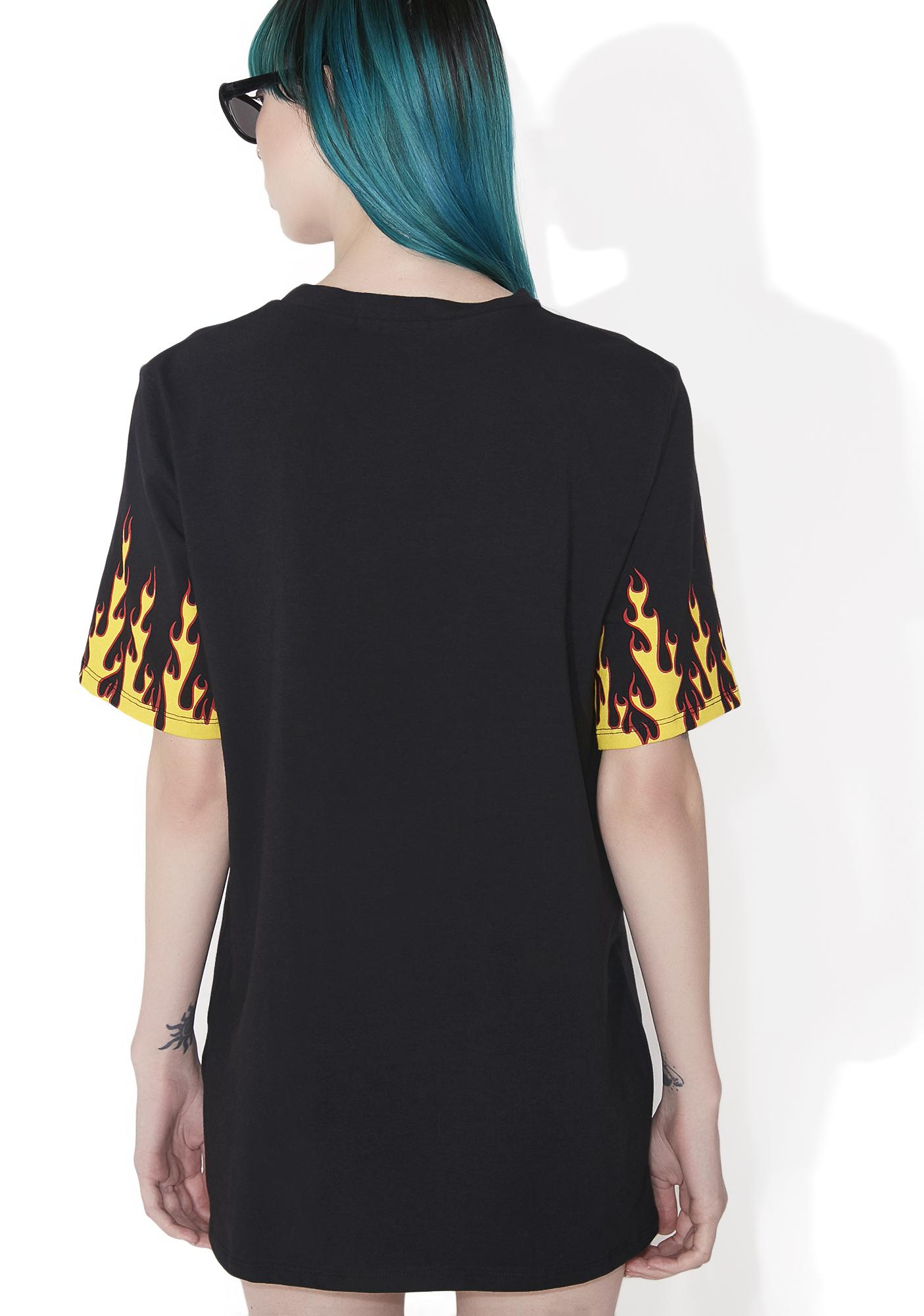 Gettin' Lit Graphic Tee