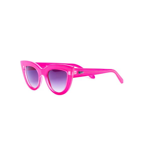 Quay Eyeware Kitti Sunglasses