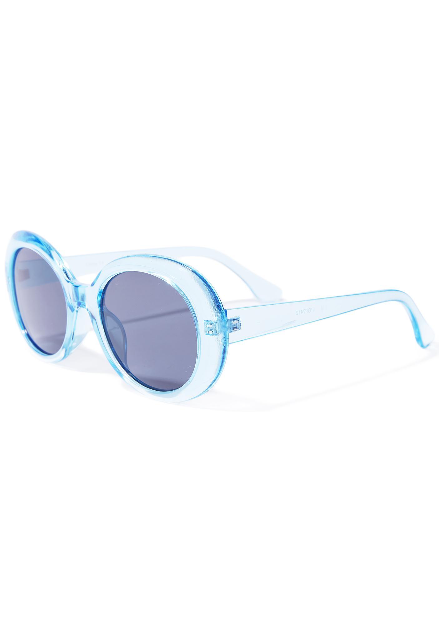 Sky Kurt Cobain Sunglasses
