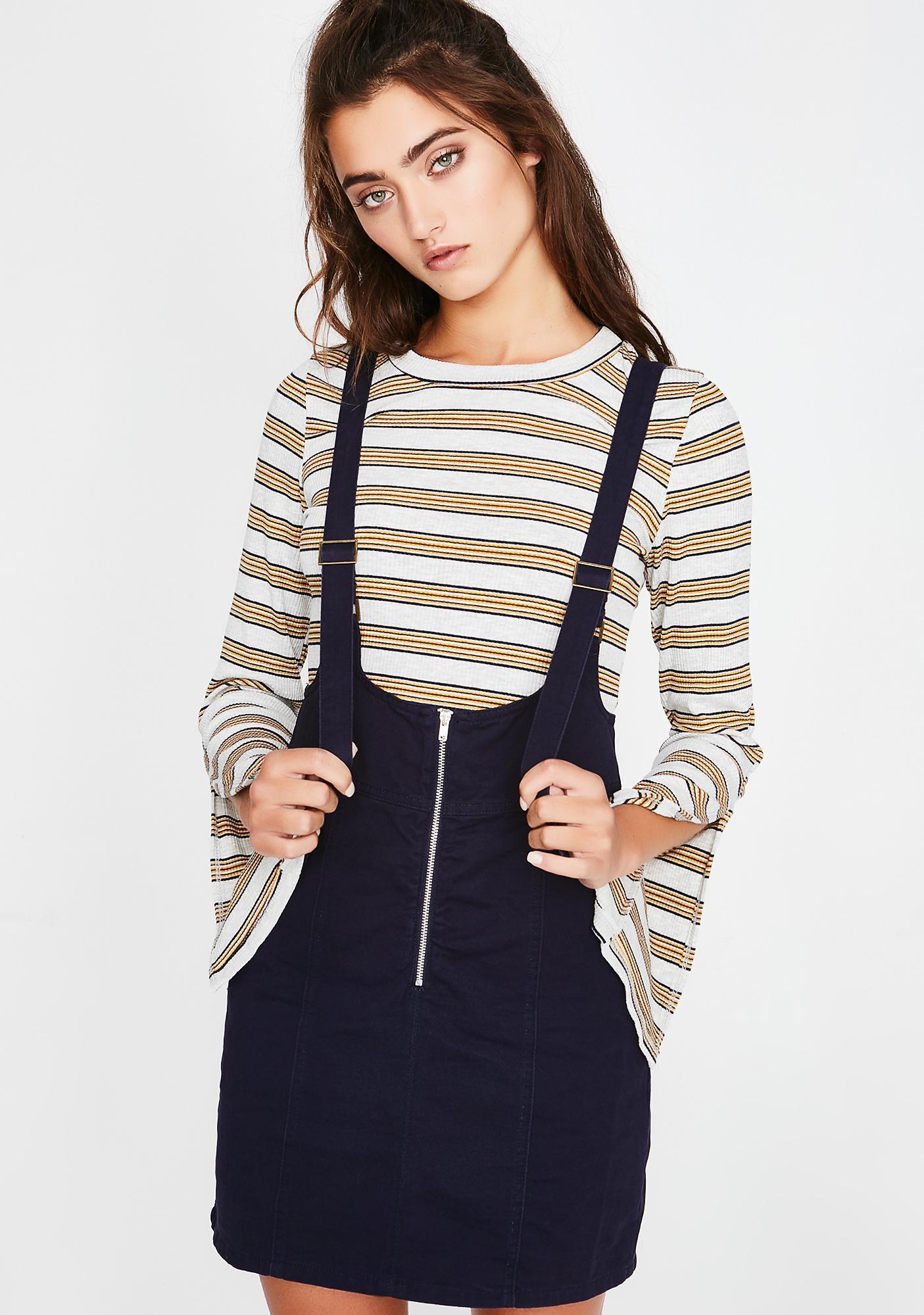 Quit Actin' Sus Mini Dress
