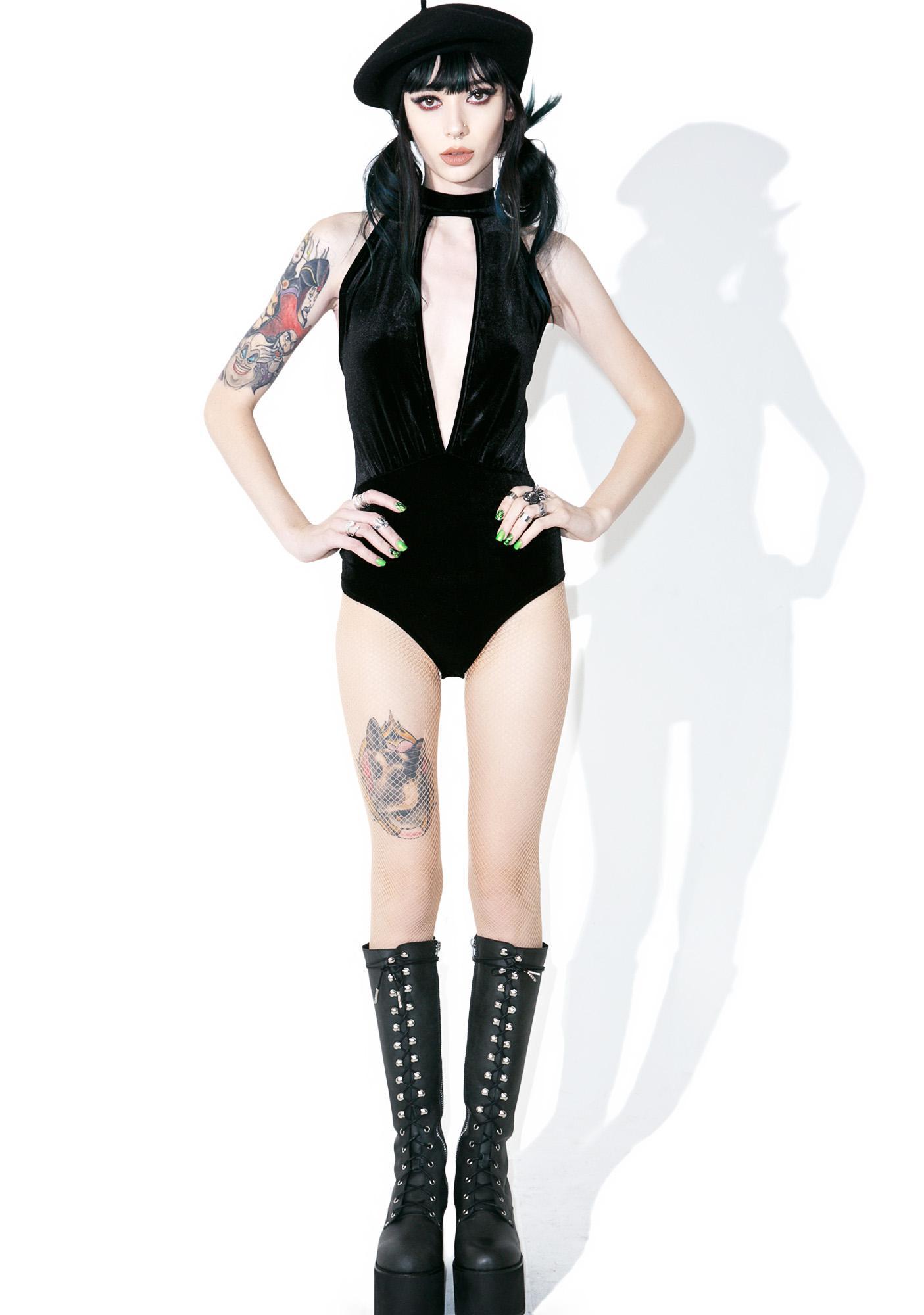 Velveteen Dream Bodysuit