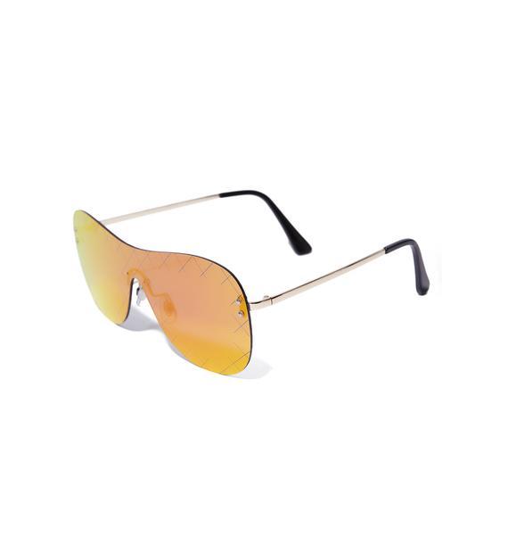 Mastermind Shield Sunglasses