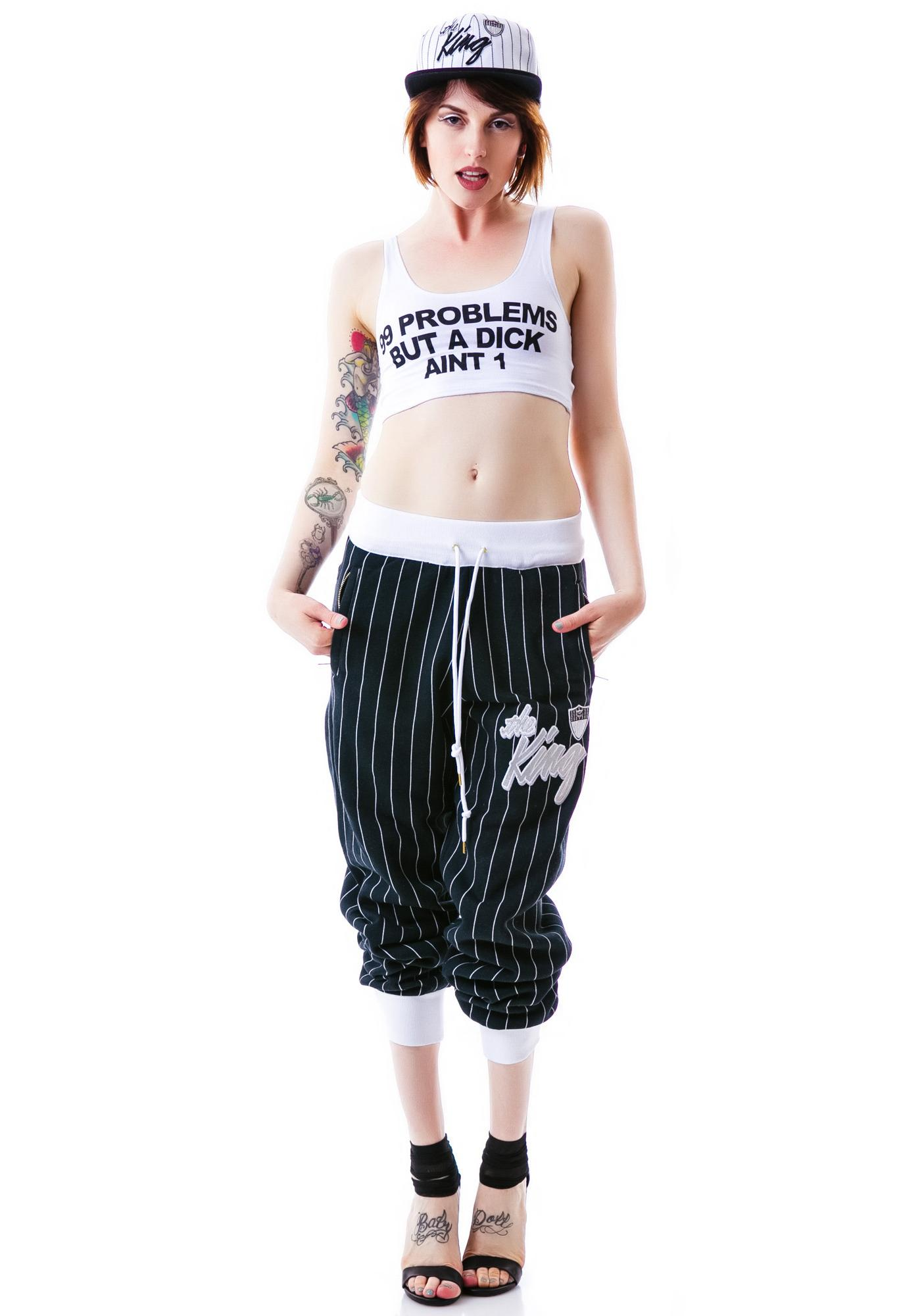 Joyrich The King Rich Athletic Sweat Pants