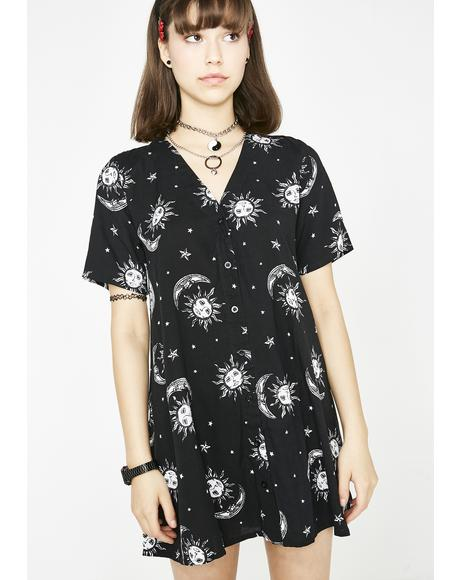 Celestial Crosena Dress