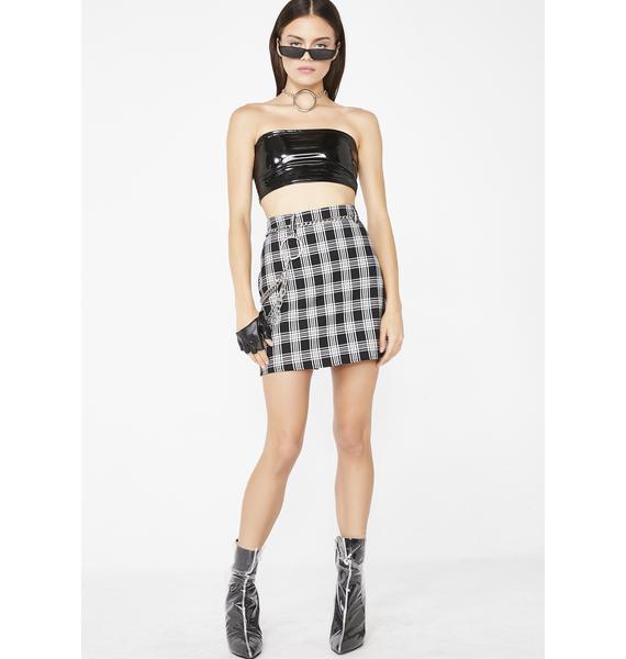 I AM GIA Midnight Madison Skirt