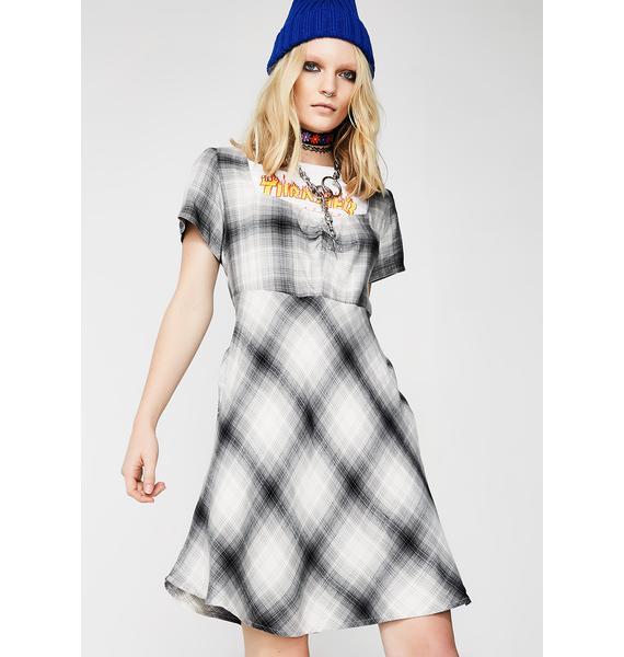 Obey Sky Skater Dress