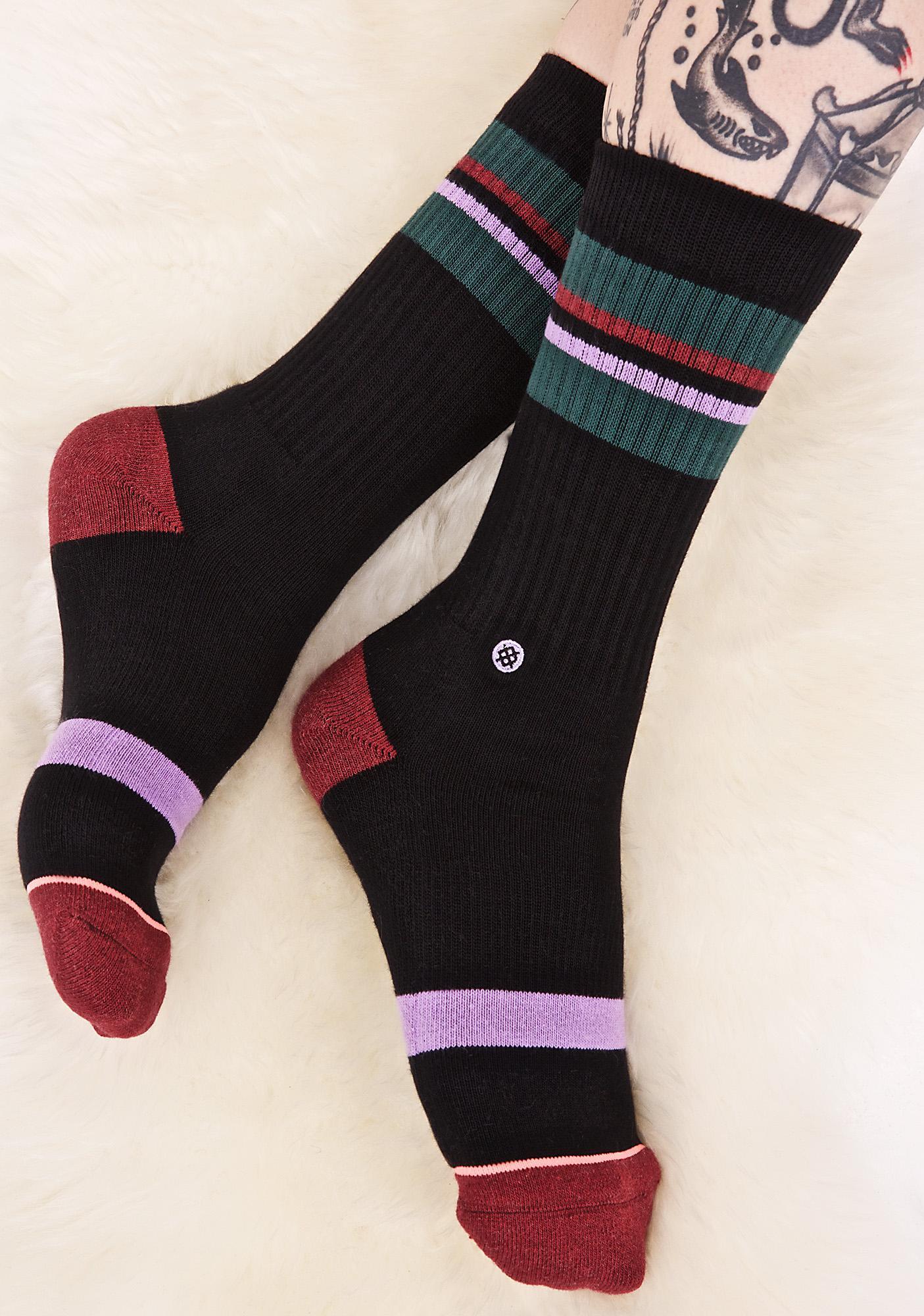 Stance Ink Jiggy Classic Crew Sock