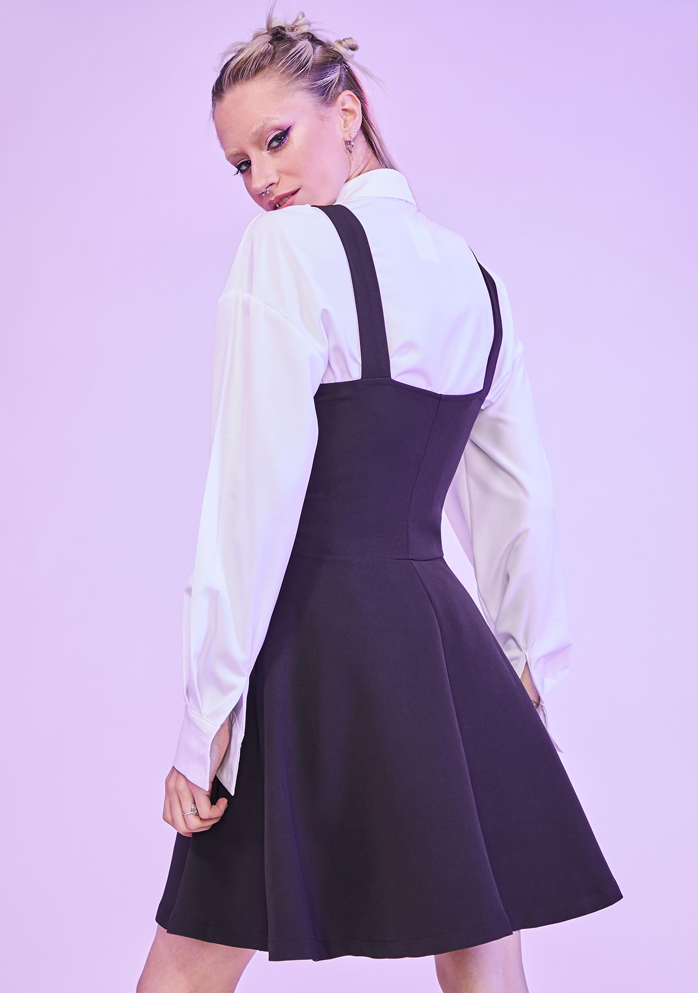 What's Your Fascination Harness Dress