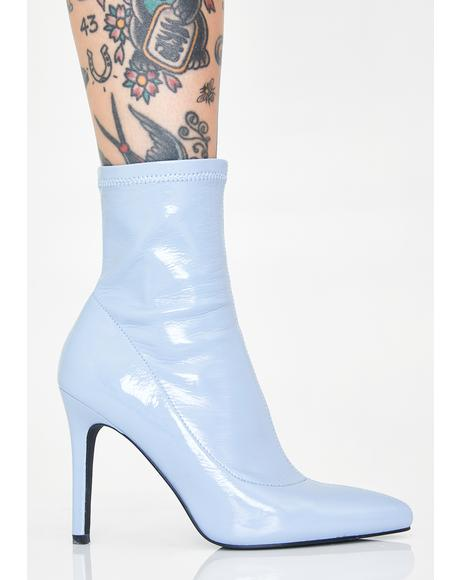 PERIODT PVC Boots