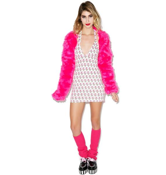 J Valentine Silly Cone Dress